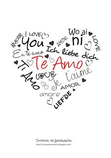 I love you! I Love You, My Love, For You, Love Messages, Love Heart, Love Quotes, Quotes Amor, Tattoo Quotes, Language