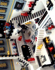 cool lego optical Illusion 15 Cool Lego Optical Illusion Pictures
