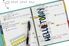 Hello today sn@p! Planner