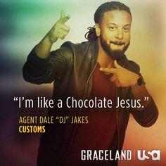 Jakes! #Graceland