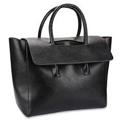 Guapabien Wing Pattern Solid Color Handbag Tote Shoulder Messenger  Crossbody Bag for Ladies. Womens Tote BagsOlLeather ... 51eb1555f3f63