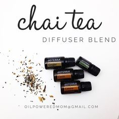 Enjoying this before the mayhem starts tonight! 3 drops CARDAMOM 2 drops CASSIA 2 drops CLOVE 1 drops GINGER (I used the new FRESH ginger. Yum!) Enjoy! #andsoitbegins #calmbeforethestorm #essentialoils #diffuser #doterra #chaitea #trickortreat #oilpoweredmom