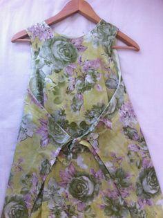 Sew Simple Dress: Sewing Wrap Dress