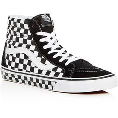 20ba676f5 Vans Men s Sk-8 Reissue High Top Sneakers ( 65) ❤ liked on Polyvore