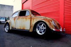 #VW #Volkswagen #Beetle #Bug #Fusca