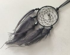Dream Catcher Peace Sign Boho Dreamcatcher by VagaBoundPeople
