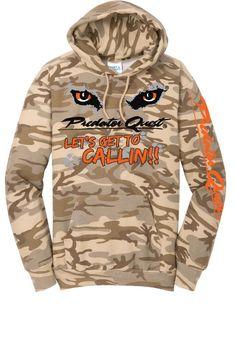 Camo Hoodie Coyote Hunting, Hooded Sweatshirts, Hoodies, Camo Hoodie, Camo Print, Pullover, Sweatshirts, Sweaters, Parka