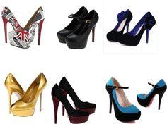 """sapatos"" by sabrina-edward-styles ❤ liked on Polyvore"