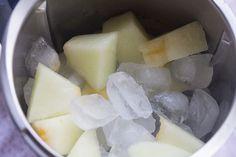 ¡Qué mejor que combatir el calor y la sed con un buen granizado de #melón #LíderVillaconejos!