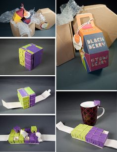 Petra Blahova-Tea Packaging