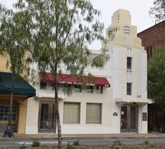"""""""Arcadia News Journal Building """" in Arcadia California """" Route 66 on My Mind """" Route 66 blog ; http://2441.blog54.fc2.com https://www.facebook.com/groups/529713950495809/ http://route66jp.info"""