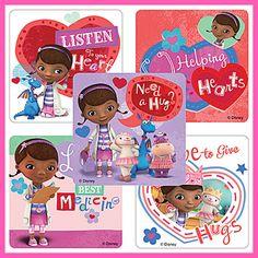 barbie halloween stickers x 5 trick or treat halloween supplies dolls pink - Doc Mcstuffins Halloween Bag