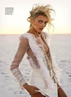 Anja Rubik by Max Doyle for Vogue Australia 11
