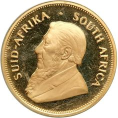oz) Gold Krugerrand - Random Year >>> More info could be found at the image url. (This is an affiliate link) Gold Krugerrand, South Afrika, Gold Stock, Gold Bullion, West Africa, Gold Coins, 1 Oz, African, Stamp