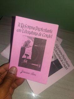 IEADEPE: Poeta conta Reforma Protestante em cordel