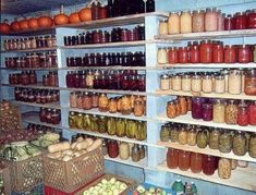 Now this is a pantry!