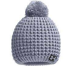 Under Armour Girls' ColdGear Infrared Fashion Knit Beanie | Scheels