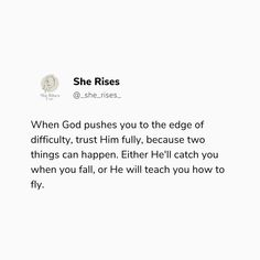 Faith Quotes, Life Quotes, Awakening Quotes, Words Of Jesus, Word Of Faith, Say That Again, Spiritual Thoughts, God Loves You, Motivational Words
