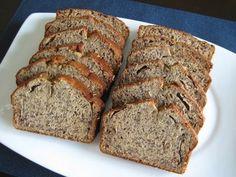 delicious low fat banana bread