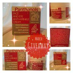 Διαγωνισμός του Crazy Jazzy Tips 4 Everything με δώρο 1 ενυδατική κρέμα 24h Panthenols,http://www.diagonismoidwra.gr/?p=9168