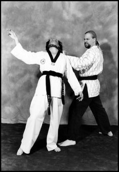 The Hapkido Cane Scott Shaw