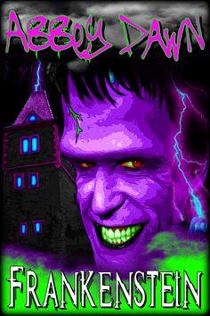 Frankenstein tribute to Avril's Abbey Dawn