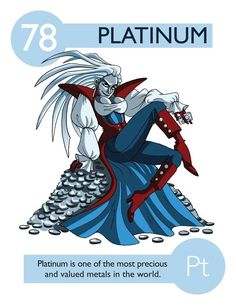 112 Cartoon Elements Make Learning The Periodic Table Fun http://kcd-elements.tumblr.com/    All characters and artwork © Kaycie D. 2011-2012