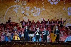 https://www.facebook.com/photo.php?fbid=10152633460022425 André Rieu July 13    André Rieu, Anna Reker from the Ukraine and the Russian Trio St. Petersburg, proving that music knows no borders.  Taken on Vrijthof Square, Maastricht July 11th 2014 — with Sandoval Hessel, Mory Arts, Magdolna Kránitz, Brigitte Eyler, Encarnación Granados Morilla, Mercia Marcon, Sandra Atencio Espinoza and Lilly Torres at Vrijthof.