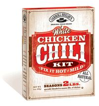 Carroll shelby's chili coupons