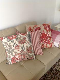 Pottery Barn cushions