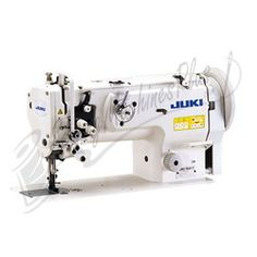 Juki DNU-1541 Single Needle Walking Foot Lockstitch Machine w/ Table & Motor