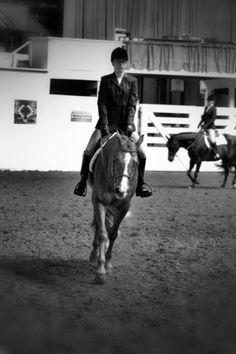 2013 Appaloosa Youth World Championships Hunter Under Saddle - Elegant Example - owned and showed by Zoe DePlacido