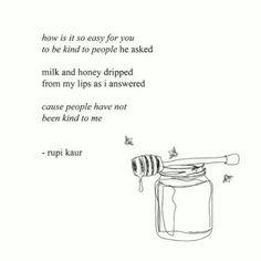 Milk and Honey // Rupi Kaur