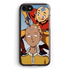 One Punch Man and Caillou