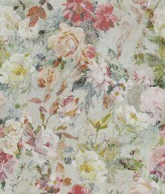 Marianne Linen wallpaper by Designers Guild