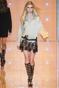 Versace | Spring 2013 Ready-to-Wear Collection | Style.com