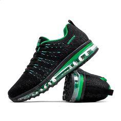 new product f6c9d ef97d Nowe męskie buty do biegania powietrza dla kobiet Marka Oddychająca siatka  Walking Trampki Athletic Outdoor Sports