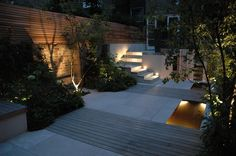 Cool Contemporary Classic   Charlotte Rowe Garden Design