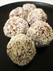 Choklad Bollar