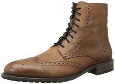 Donald J Pliner Men's ZBT Boot,Black Distressed Velvet,7 M US