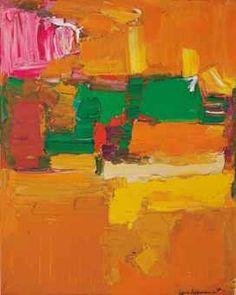 "Hans Hofmann, ""Terpsichore"" (1958) -  http://www.christies.com/lotfinderimages/D54967/hans_hofmann_terpsichore_d5496733h.jpg"