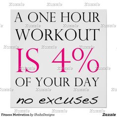 A one hour workout is of your day. no excuses A one hour workout is of your day. no excuses A one hour workout is of your day. no excuses Sport Motivation, Fitness Motivation, Fitness Quotes, Monday Motivation, Weight Loss Motivation, Motivation Inspiration, Fitness Inspiration, Workout Quotes, Motivation Quotes
