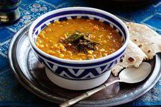 Dhal soup