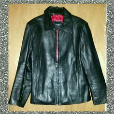 Colebrook & Co. Leather Jacket