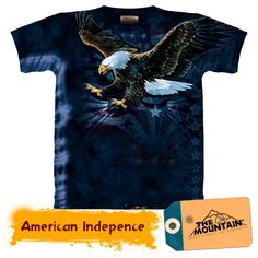 American Independence American Independence, Mountain, Mens Tops, T Shirt, Supreme T Shirt, Tee Shirt, Tee, Mountaineering