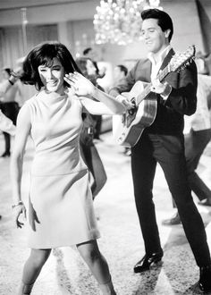 "ELVIS PRESLEY & DODIE MARSHALL ""Spinout"""