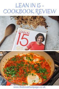 Lean in 15 is a book I highly recommend. What is not to like- quick easy tasty recipes that are healthy. Easy Delicious Recipes, Tasty, Yummy Food, Make Ahead Breakfast, Breakfast Recipes, Avocado Egg Bake, Chorizo And Eggs, Turkey Mince, Lean In 15