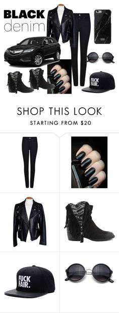 """""""Untitled #131"""" by meraza on Polyvore featuring Giorgio Armani, Alexander McQueen, Qupid, women's clothing, women's fashion, women, female, woman, misses and juniors"""