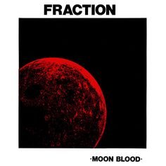 Fraction,  Moon Blood*** (1971): Could this be one of the first practitioners of doom metal? Black Sabbath is the first with the title track from their debut. That's easy. But like that track, the music on this album is slow, plodding, and really heavy. If this were released today, I'm certain it would be called doom metal, so I'll go with it. And seeing as it's the first such album since that Black Sabbath album... well. (7/1/14)