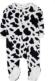 Leveret Fleece Baby Boys Girls Footed Pajamas Sleeper Kids   Toddler Pajamas  (3 Months-5 Toddler) 6ad3435c2
